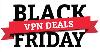 Black Friday VPN Deals 2020